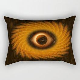 Eye of Storm Rectangular Pillow