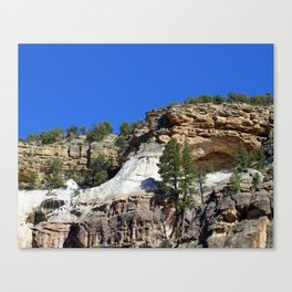 El Malpais National Park 1 Canvas Print