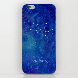 Constellation Sagittarius  iPhone Skin