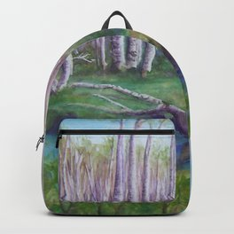 Crossing the Swamp WC151101-12 Backpack
