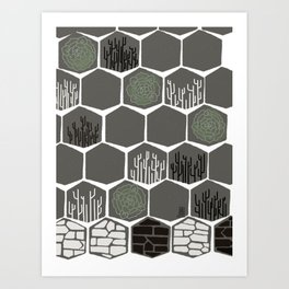 Nature Wall Art Print