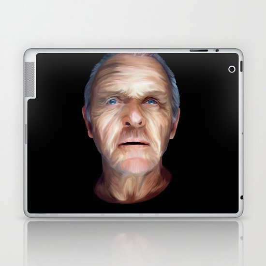 Anthony Hopkins Laptop & iPad Skin