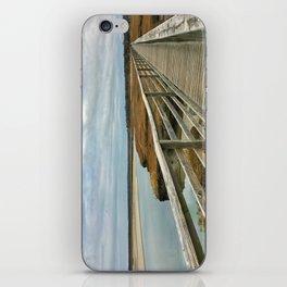Gray's Beach Boardwalk iPhone Skin