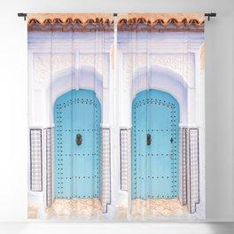 Door No. 694, Morocco Blackout Curtain