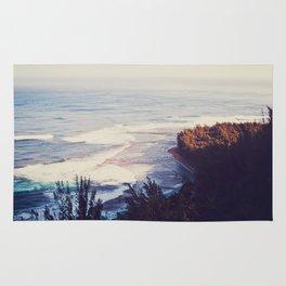 Morning Beach Rug
