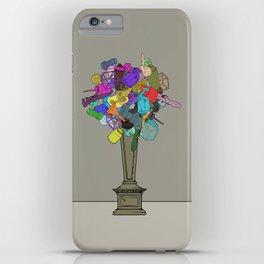 Fleur de Mechanique iPhone Case