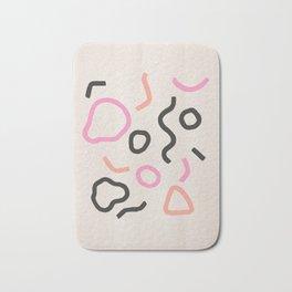 Pop Confetti Bath Mat