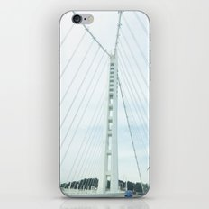 new bay bridge  iPhone & iPod Skin