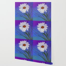 White daisy -2 Wallpaper