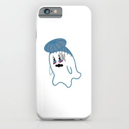 Little Ghost Watery iPhone Case