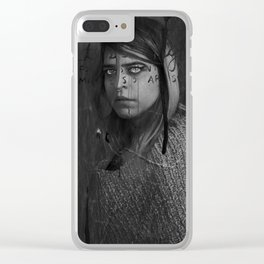 Wasted Was Clear iPhone Case