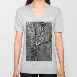 What Lovers Do- vertical Unisex V-Neck