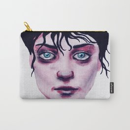 Red portrait Carry-All Pouch