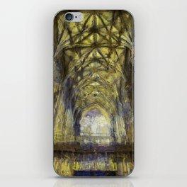 York Minster Van Gogh Style iPhone Skin