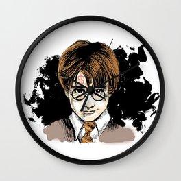 harry poter jr Wall Clock
