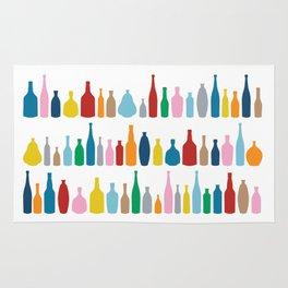 Bottles Multi Rug