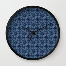 Riverside Lace Wall Clock