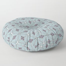 Geometrical patterns Floor Pillow