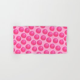 Bubblegum Pop - Pink Sugar Hand & Bath Towel