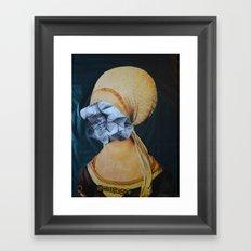 ELSBETH AUS NURNBERG  Framed Art Print