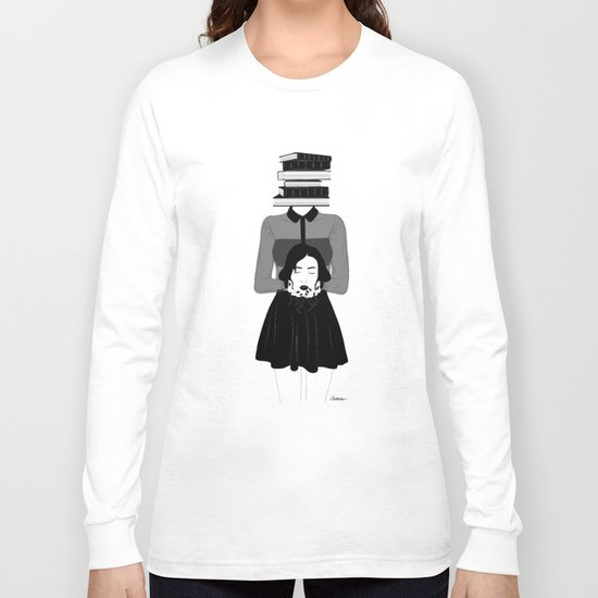 Disconnection Long Sleeve T-shirt