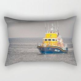 RNLI Lifeboat Rectangular Pillow
