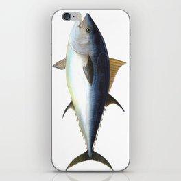 Bluefin Tuna illustration iPhone Skin
