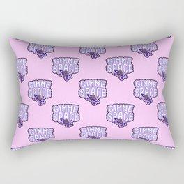 Gimme space I Rectangular Pillow