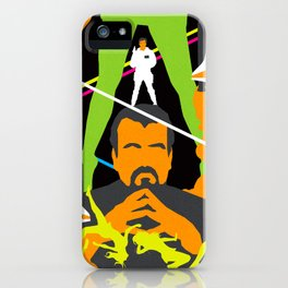 James Bond Golden Era Series :: Moonraker iPhone Case