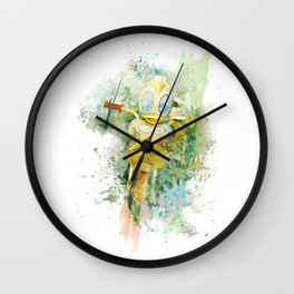 Come on, play with me once more... Wall Clock