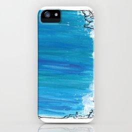 Ocean Scene iPhone Case