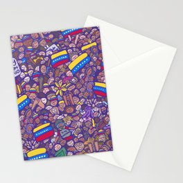 Free Venezuela Stationery Cards