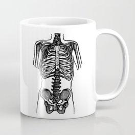 Bones. Coffee Mug