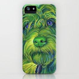 Green George iPhone Case