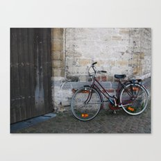 Going Somewhere? Canvas Print