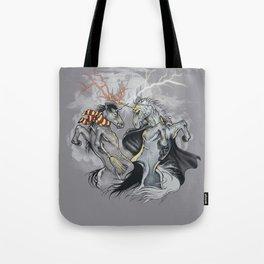 Retold with Unicorns II Tote Bag