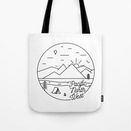 Pacific Northwest 2 Tote Bag