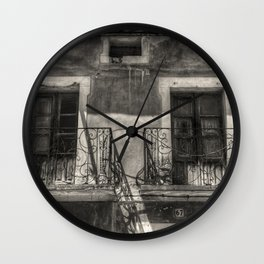 Windows #8 Wall Clock
