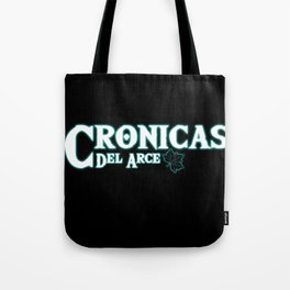 Crónicas del Arce Logo Tote Bag