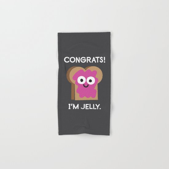 Berry Impressive Hand & Bath Towel