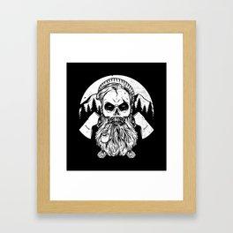 Hard Worker Framed Art Print