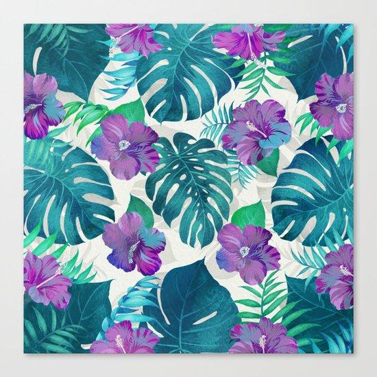 My Tropical Garden 20 Canvas Print