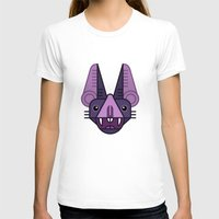 bat T-shirts featuring Bat! by FOUR SECOND MEMORY