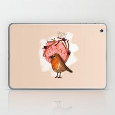 Spring birdy / Nr. 5 Laptop & iPad Skin