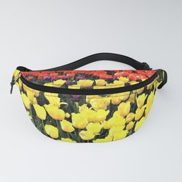 Tulip bed Fanny Pack