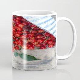 Who Spilled the Cherries! Coffee Mug
