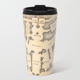 BagEnd FloorPlan Travel Mug