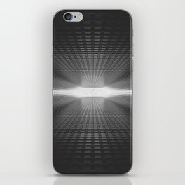 Why are they Here? iPhone Skin