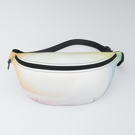 Rainbow background Fanny Pack