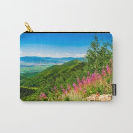 Park City Utah Landscape Photography Gifts Carry-All Pouch